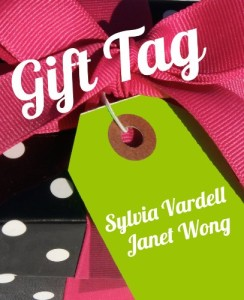 Gift Tag by Sylvia Vardell and Janet Wong
