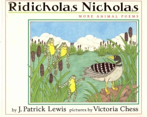Ridicholas Nicholas: More Animal Poems by J. Patrick Lewis