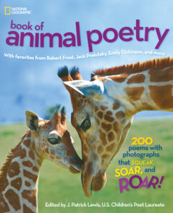 National Geographic Book of Animal Poetry
