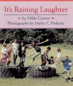 It's Raining Laughter by Nikki Grimes