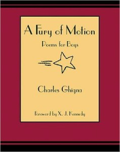 A Fury of Motion: Poems for Boys by Charles Ghigna