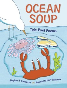 Ocean Soup: Tide-Pool Poems by Steve Swinburne